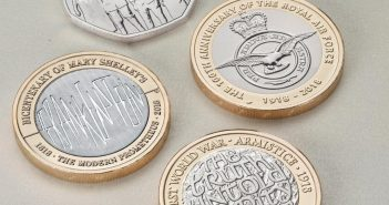 Look Out for These Rare £2 and 50p Coins Coming This Year