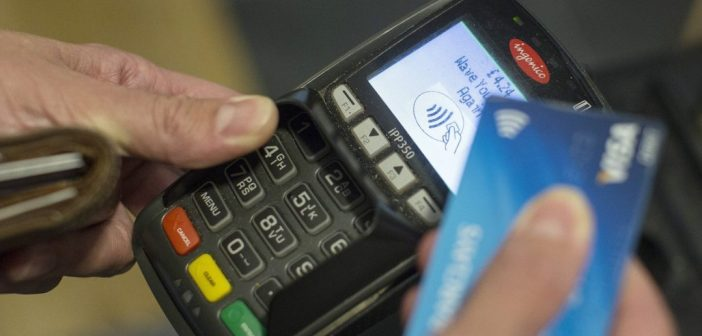 The Future of Your Wallet: Contactless Payments Begin to Overtake Chip and Pin