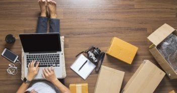 Women Selling Items Online